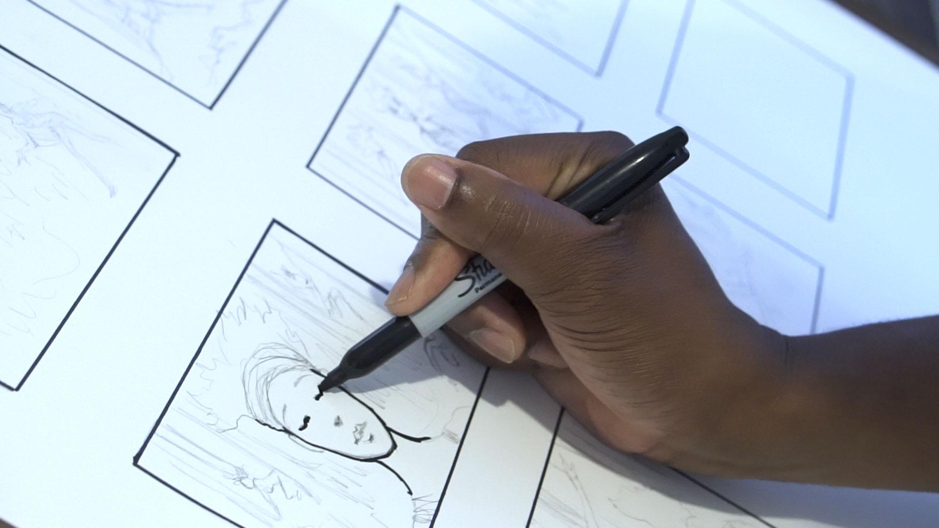 Spenser Michaels, Storyboard Artist