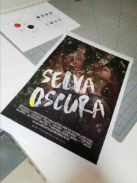 Selva Oscura Film Poster proof